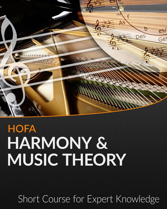 HARMONY & MUSIC THEORY